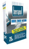 Ровнитель пола Boden Zement Medium BERGAUF